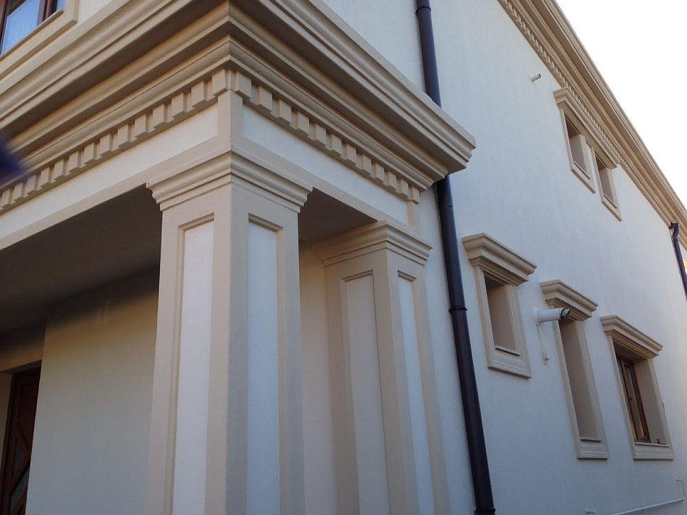 adelaparvu.com despre fatade exterioare redecorate cu profile decorative, lucrare CoArtCo (9)