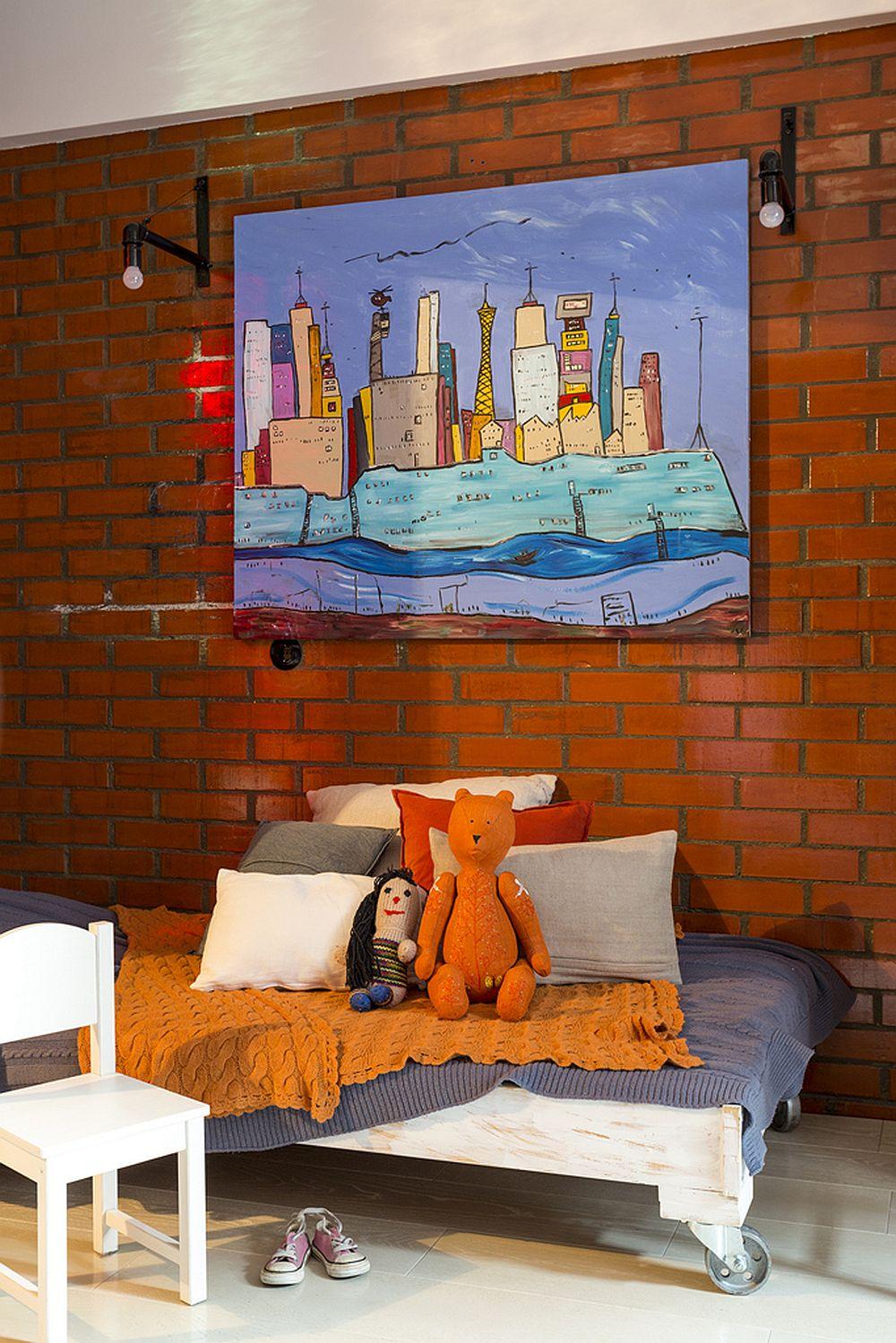 adelaparvu.com despre locuinta creativa Moscova, 82 mp, design lenka.design, designer Elena Fateeva (21)