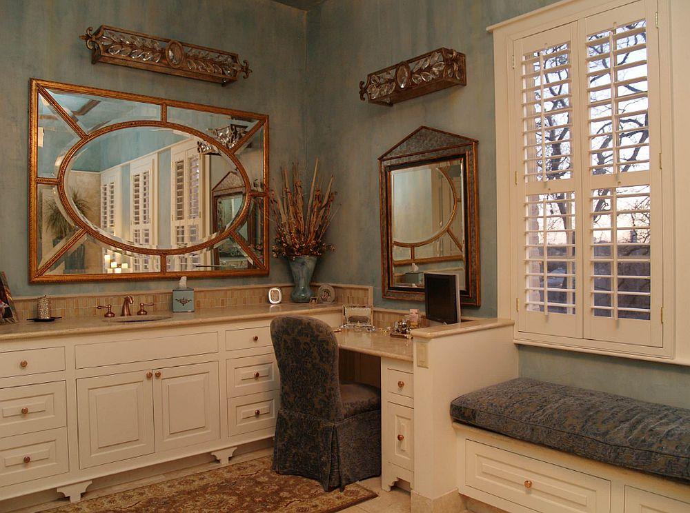 adelaparvu.com despre masute de toaleta, Foto Greg Logsdon