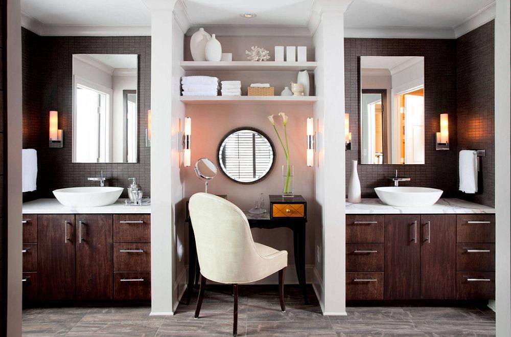 adelaparvu.com despre masute de toaleta, Foto Hansgrohe USA