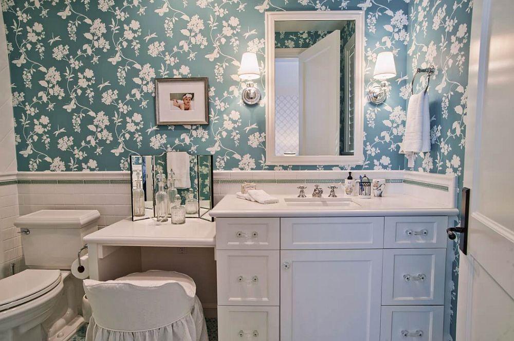 adelaparvu.com despre masute de toaleta, Foto Jill Wolff Interior Design