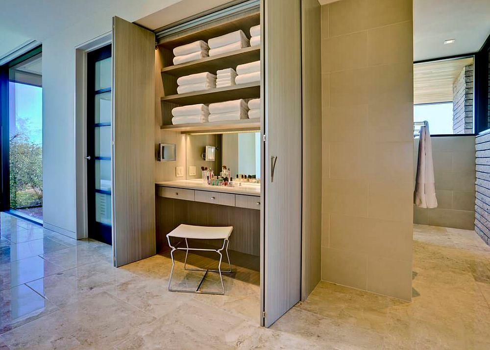 adelaparvu.com despre masute de toaleta, Foto John Senhauser Architects