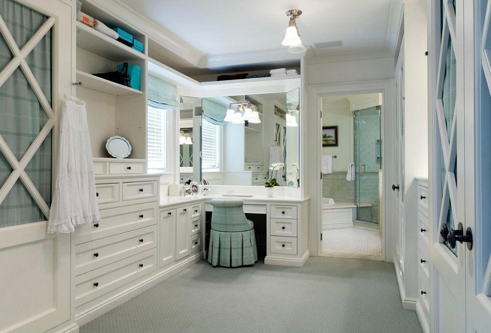 adelaparvu.com despre masute de toaleta, Foto Kingsley Belcher Knauss