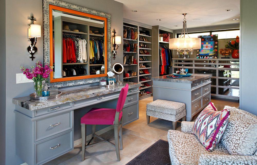 adelaparvu.com despre masute de toaleta, Foto Linda Seeger Interior Design