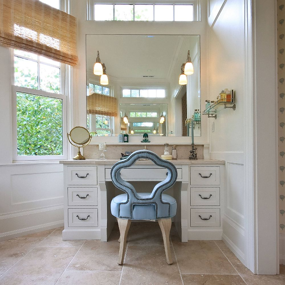 adelaparvu.com despre masute de toaleta, Foto Michael Greenberg & Associates