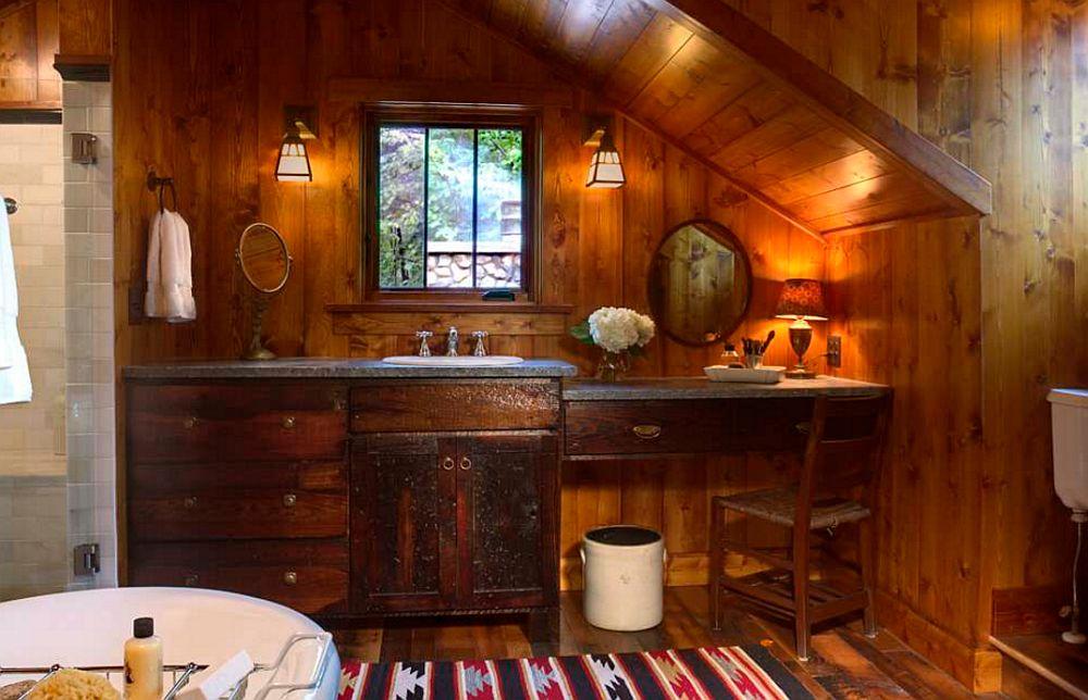 adelaparvu.com despre masute de toaleta, Foto Michelle Fries, BeDe Design