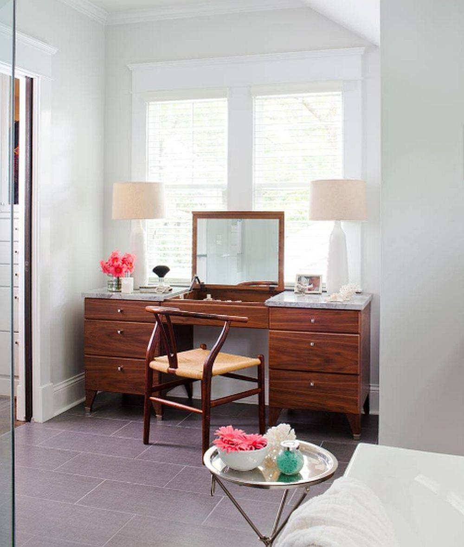 adelaparvu.com despre masute de toaleta, Foto Terracotta Design Build