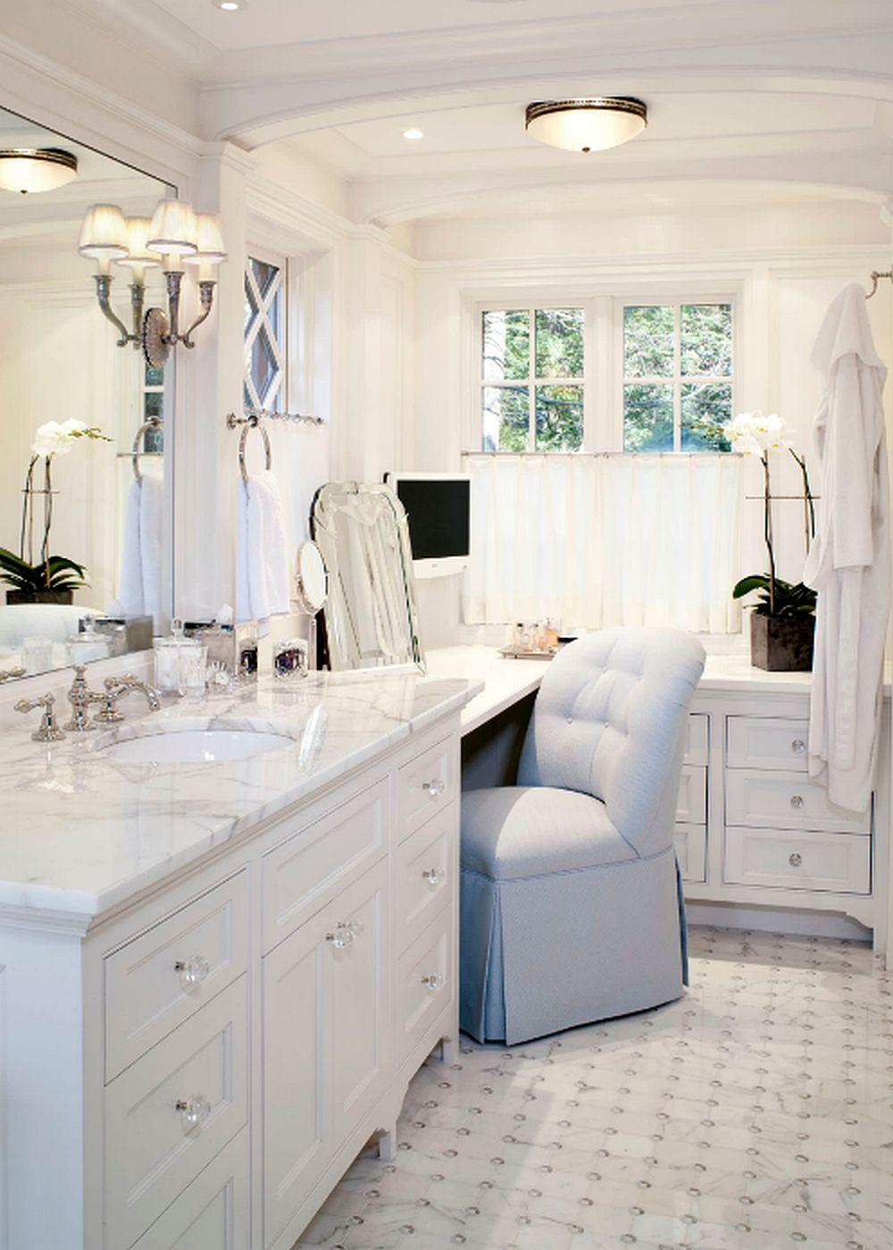 adelaparvu.com despre masute de toaleta, Foto The Remodeling Company