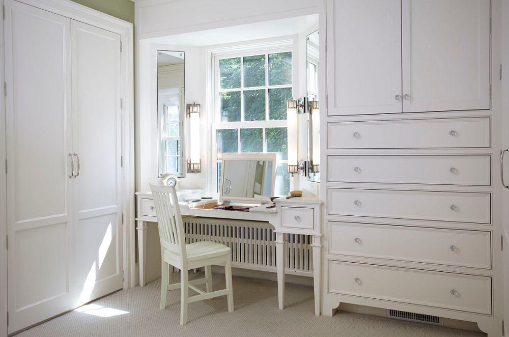 adelaparvu.com despre masute de toaleta, Foto Yunker Associates Architecture