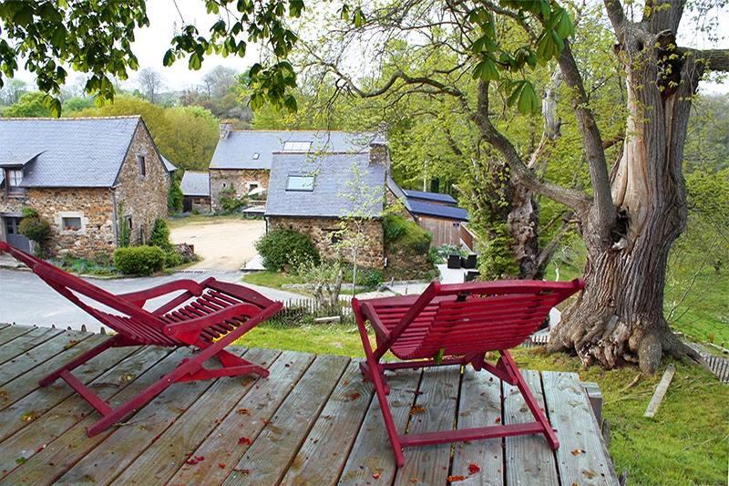 adelaparvu.com despre pensiune rustica in Bretania, Las Maison des Lamour (1)