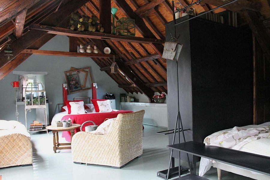 adelaparvu.com despre pensiune rustica in Bretania, Las Maison des Lamour (11)