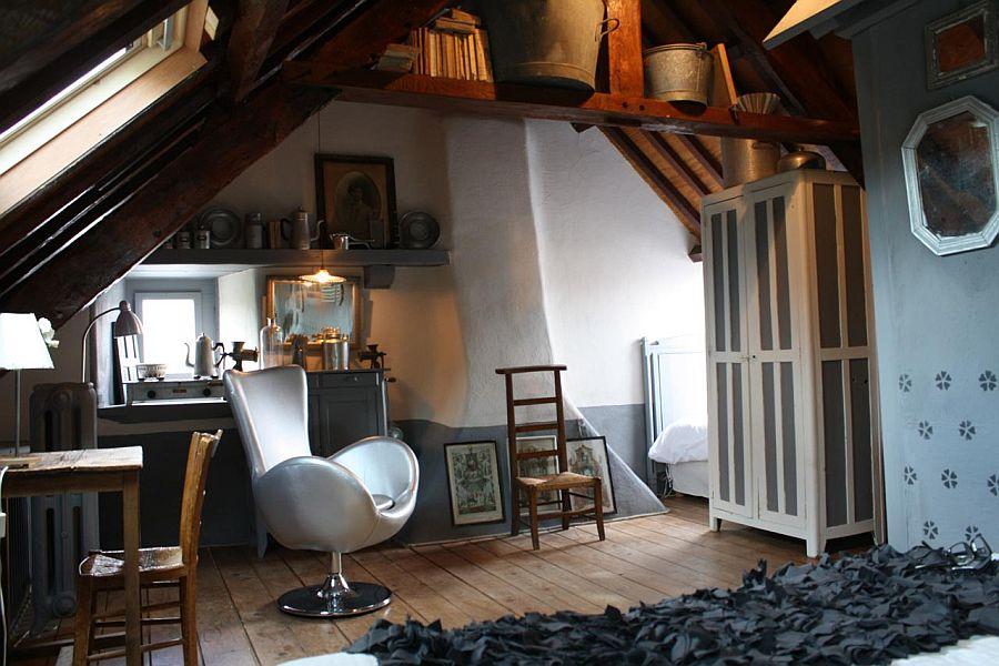 adelaparvu.com despre pensiune rustica in Bretania, Las Maison des Lamour (12)
