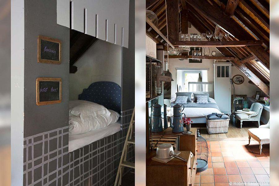 adelaparvu.com despre pensiune rustica in Bretania, Las Maison des Lamour (14)