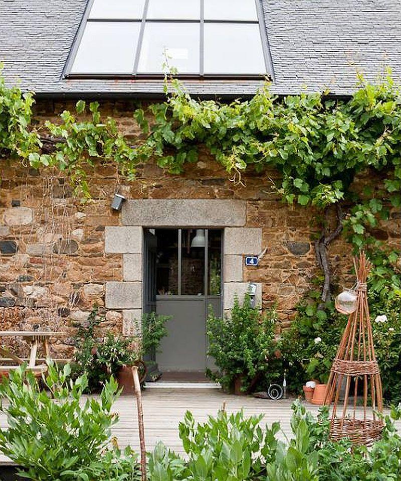 adelaparvu.com despre pensiune rustica in Bretania, Las Maison des Lamour (3)