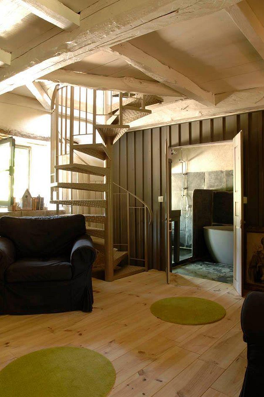adelaparvu.com despre pensiune rustica in Bretania, Las Maison des Lamour (4)