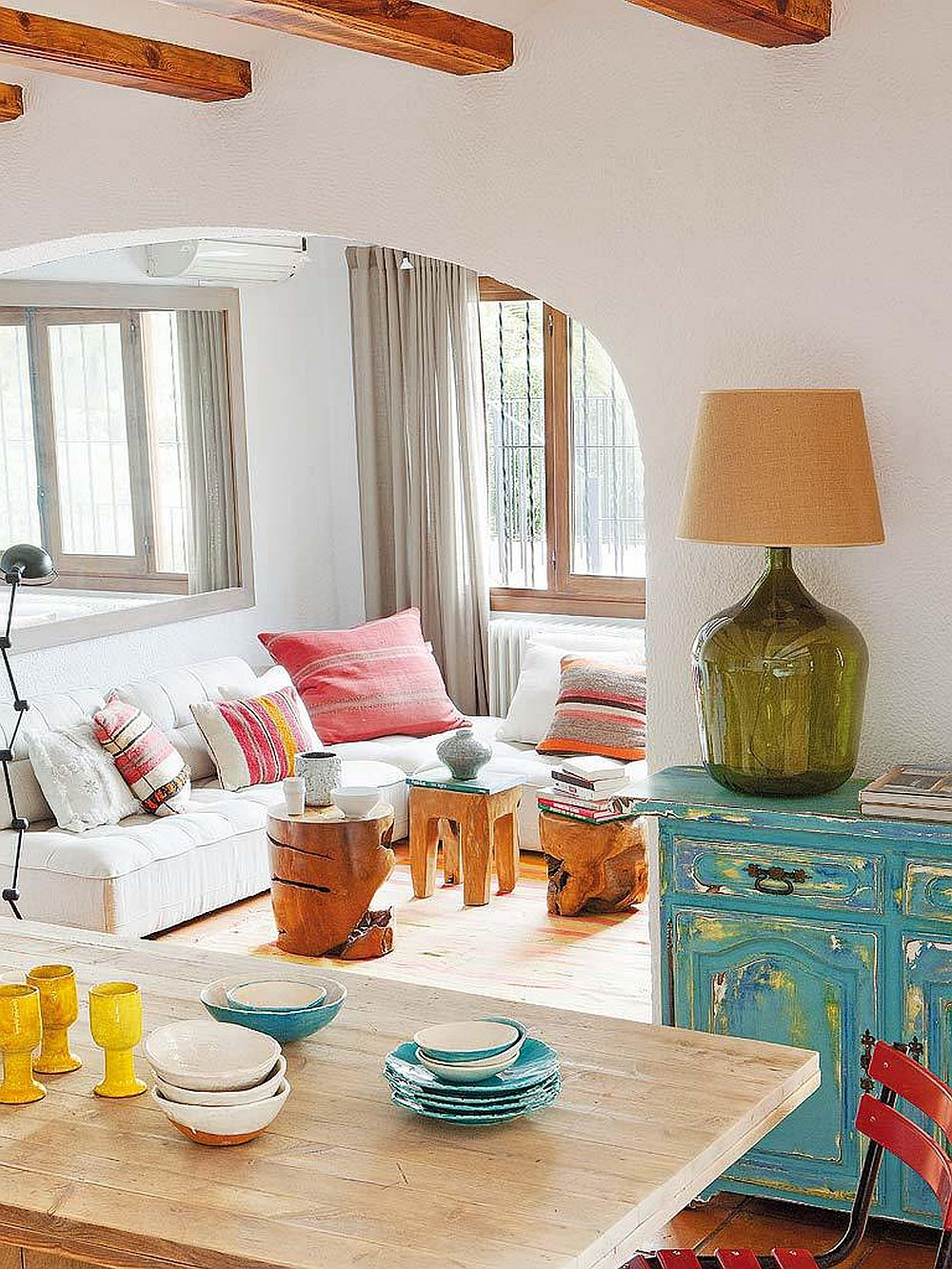 adelaparvu.com despre amenajare casa de vacanta in Javea, Designer Jessica Bataille, Foto MiCasa (2)