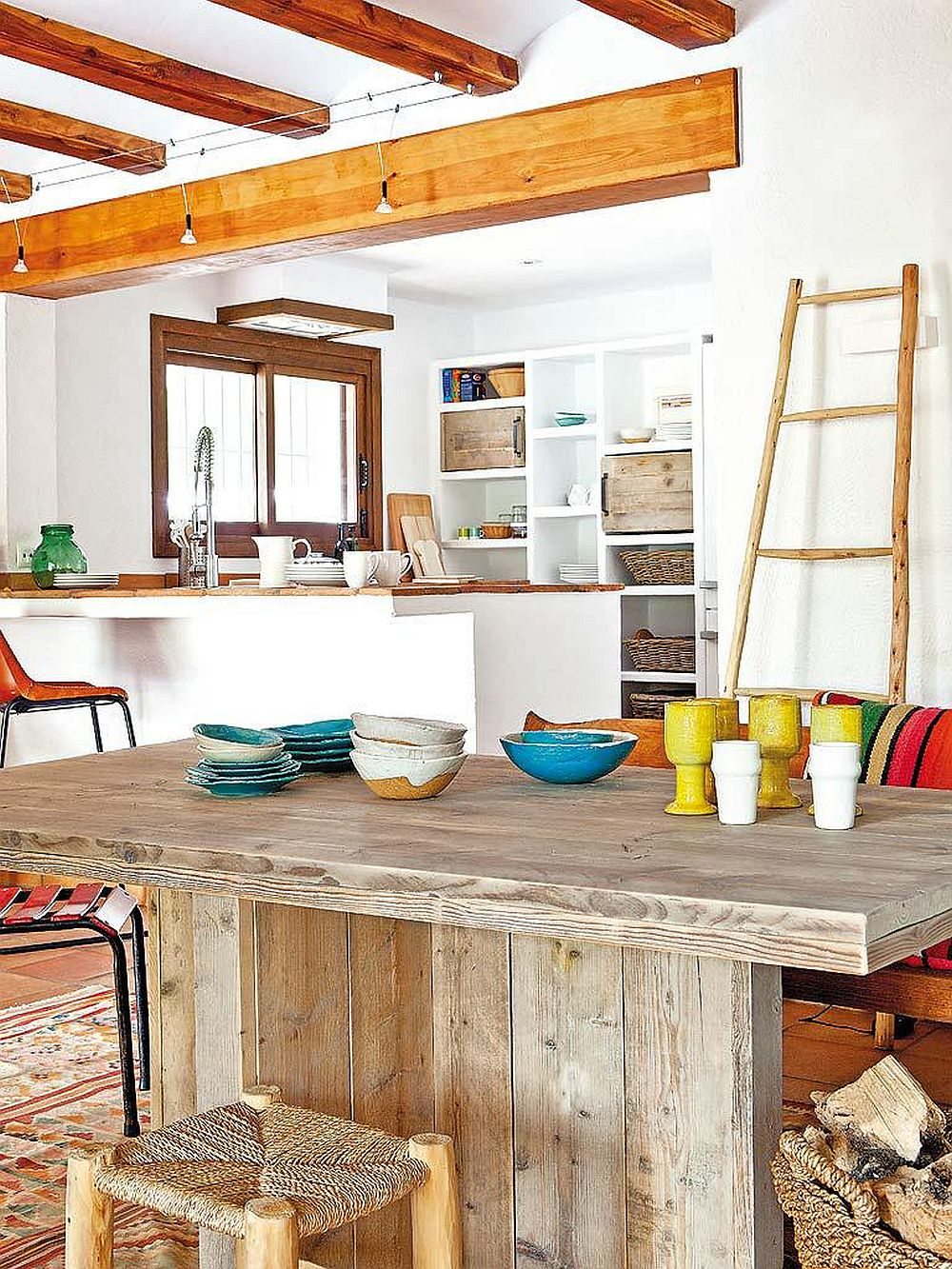 adelaparvu.com despre amenajare casa de vacanta in Javea, Designer Jessica Bataille, Foto MiCasa (5)