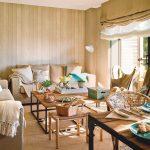 adelaparvu.com despre apartament in nuantele plajei, designer Clara Valls, Foto ElMueble (111)