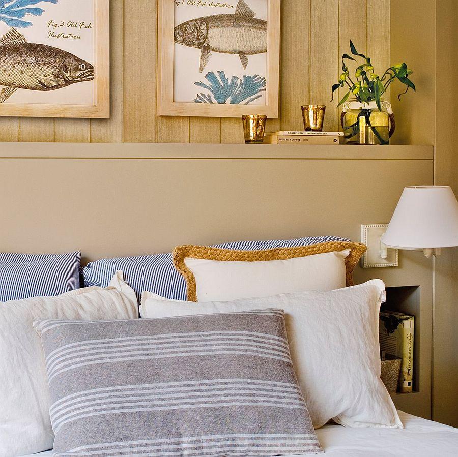 adelaparvu.com despre apartament in nuantele plajei, designer Clara Valls, Foto ElMueble (3)