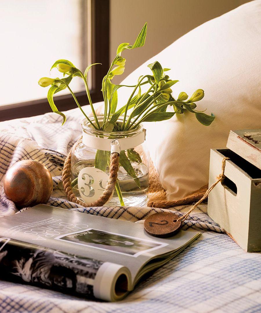 adelaparvu.com despre apartament in nuantele plajei, designer Clara Valls, Foto ElMueble (5)
