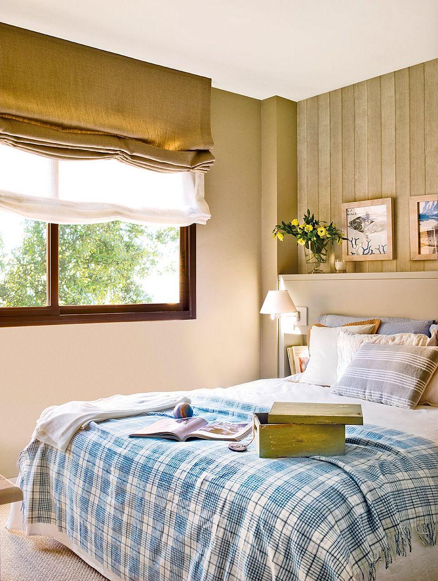 adelaparvu.com despre apartament in nuantele plajei, designer Clara Valls, Foto ElMueble (8)