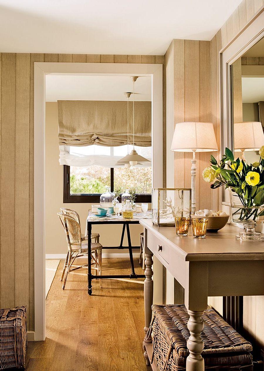 adelaparvu.com despre apartament in nuantele plajei, designer Clara Valls, Foto ElMueble (9)