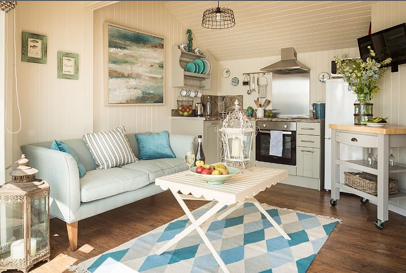 adelaparvu.com despre casa de vacanta la mare, Daydreamer, Cornwall, UK, casa in stil marin, Anglia, Foto Unique Home Stays (14)