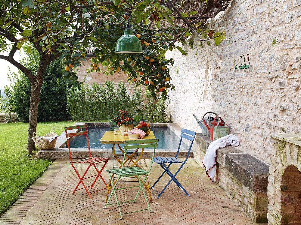 adelaparvu.com despre casa din piatra in stil eclectic, Umbria, designer Andrea Falkner, Foto Septimius Krogh (11)