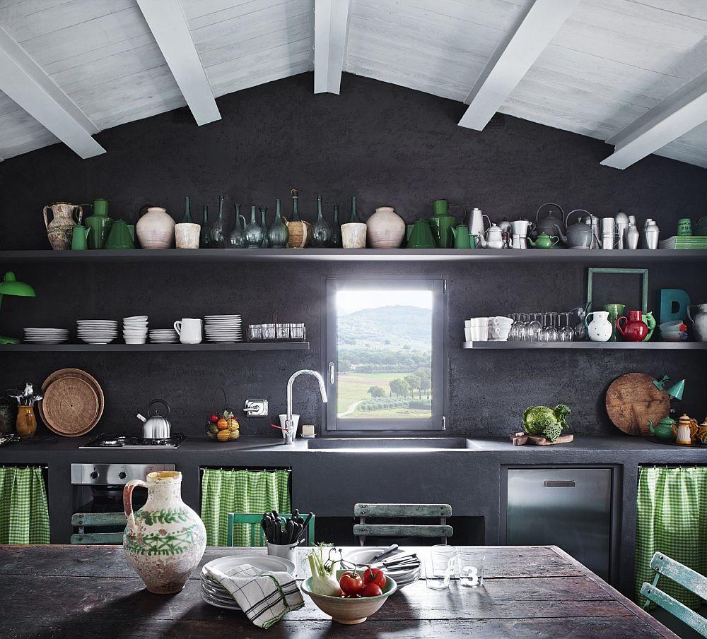 adelaparvu.com despre casa din piatra in stil eclectic, Umbria, designer Andrea Falkner, Foto Septimius Krogh (14)