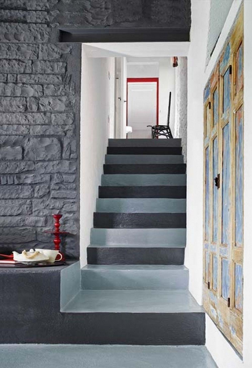 adelaparvu.com despre casa din piatra in stil eclectic, Umbria, designer Andrea Falkner, Foto Septimius Krogh (2)