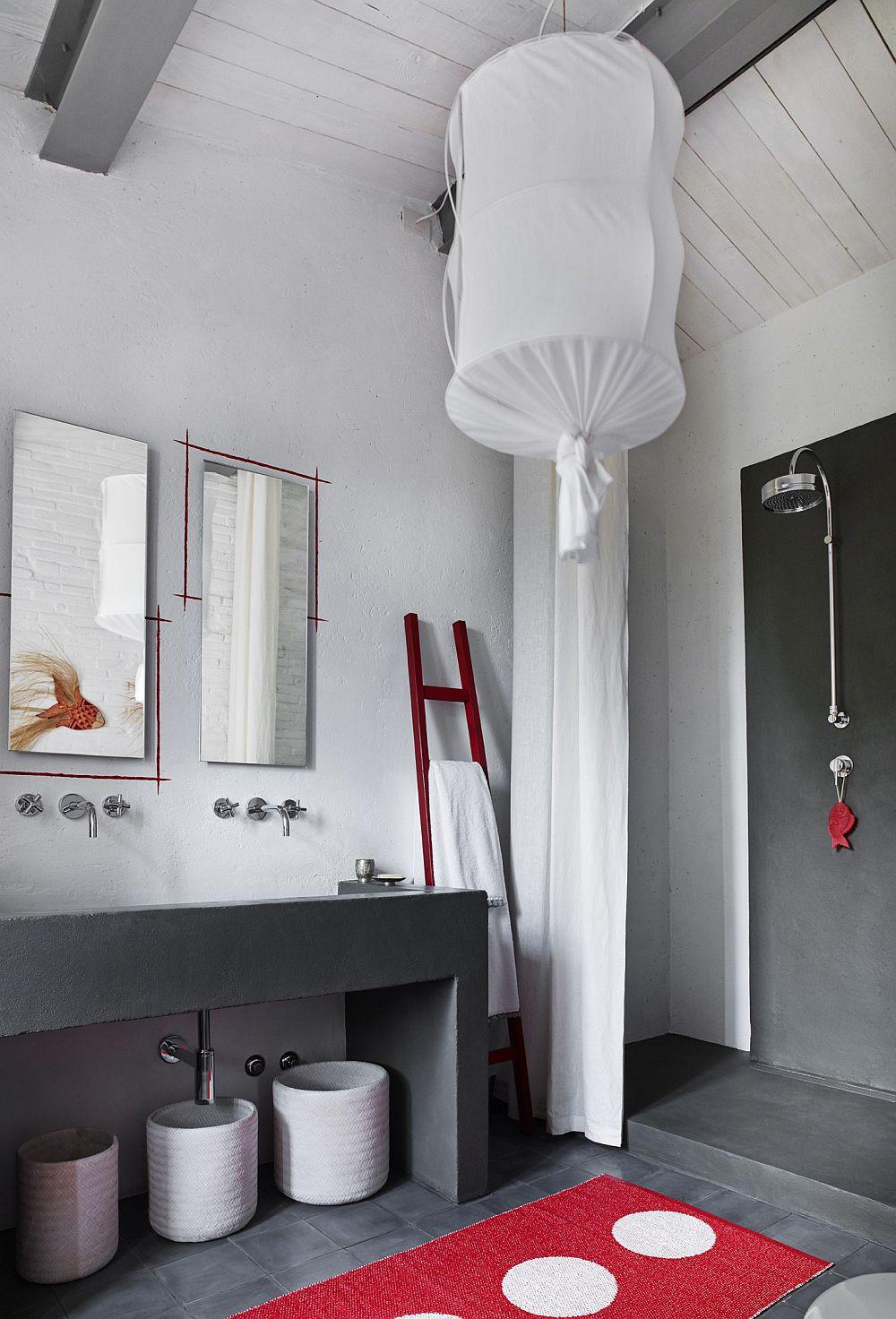 adelaparvu.com despre casa din piatra in stil eclectic, Umbria, designer Andrea Falkner, Foto Septimius Krogh (22)