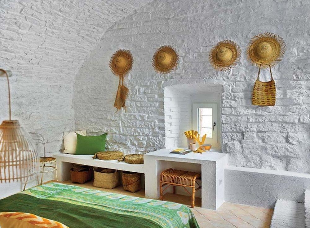 adelaparvu.com despre casa din piatra in stil eclectic, Umbria, designer Andrea Falkner, Foto Septimius Krogh (26)