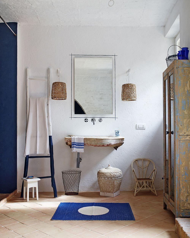 adelaparvu.com despre casa din piatra in stil eclectic, Umbria, designer Andrea Falkner, Foto Septimius Krogh (9)
