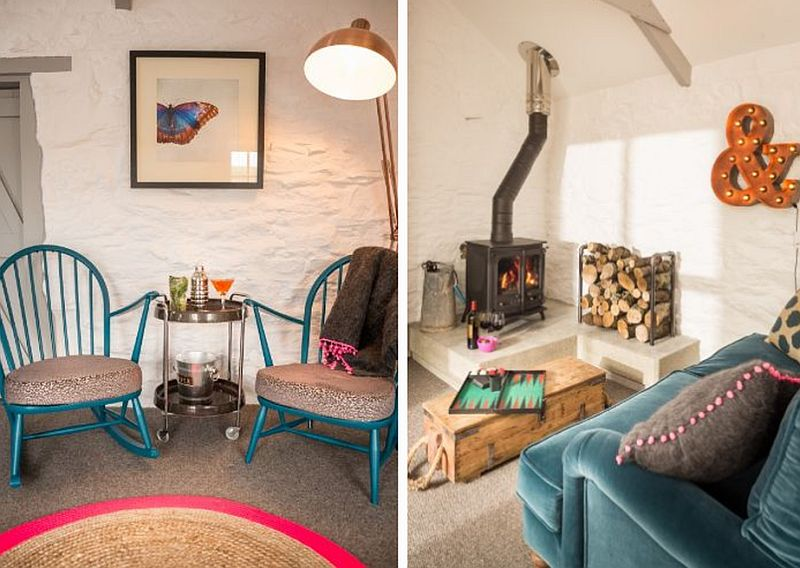 adelaparvu.com despre casa mica englezeasca in stil industrial, Libertine, Cornwall, Unique Home Stays