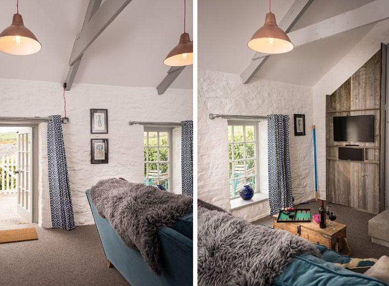 adelaparvu.com despre casa mica in stil industrial, Libertine, Cornwall, Foto Unique Home Stays (7)