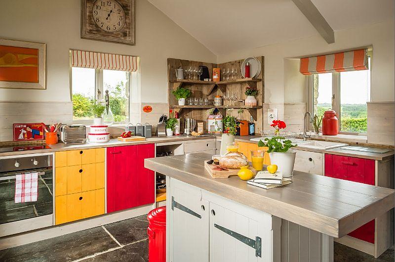 adelaparvu.com despre casa rustica colorata, casa Anglia, Watergate Bay, Cornwall, Foto Unique Home Stays (6)