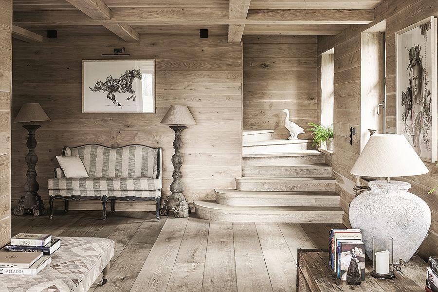 adelaparvu.com despre casa rustica cu interior clasic Polonia, designer Aleksandra Miecznicka, Foto Rafal Lipski (10)