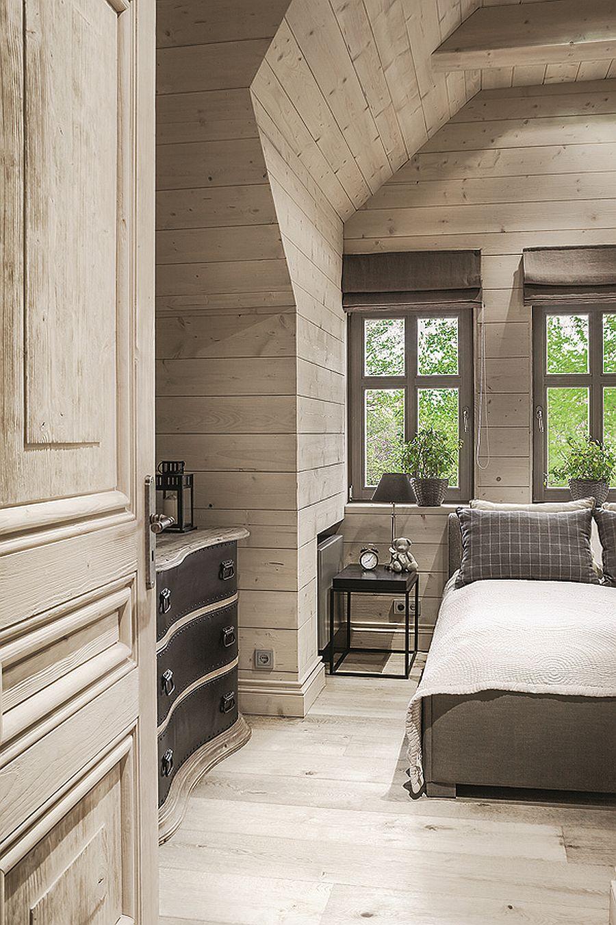adelaparvu.com despre casa rustica cu interior clasic Polonia, designer Aleksandra Miecznicka, Foto Rafal Lipski (12)