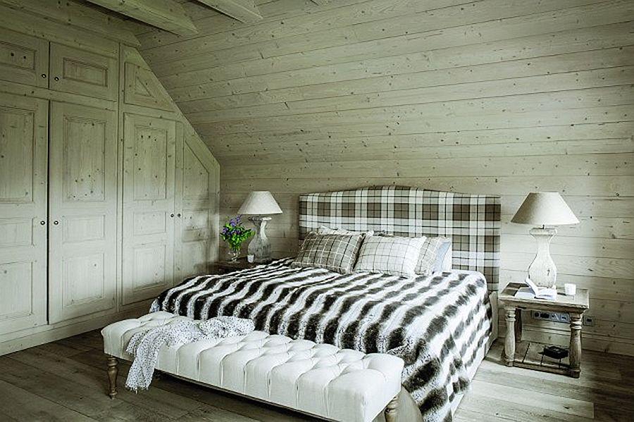 adelaparvu.com despre casa rustica cu interior clasic Polonia, designer Aleksandra Miecznicka, Foto Rafal Lipski (17)