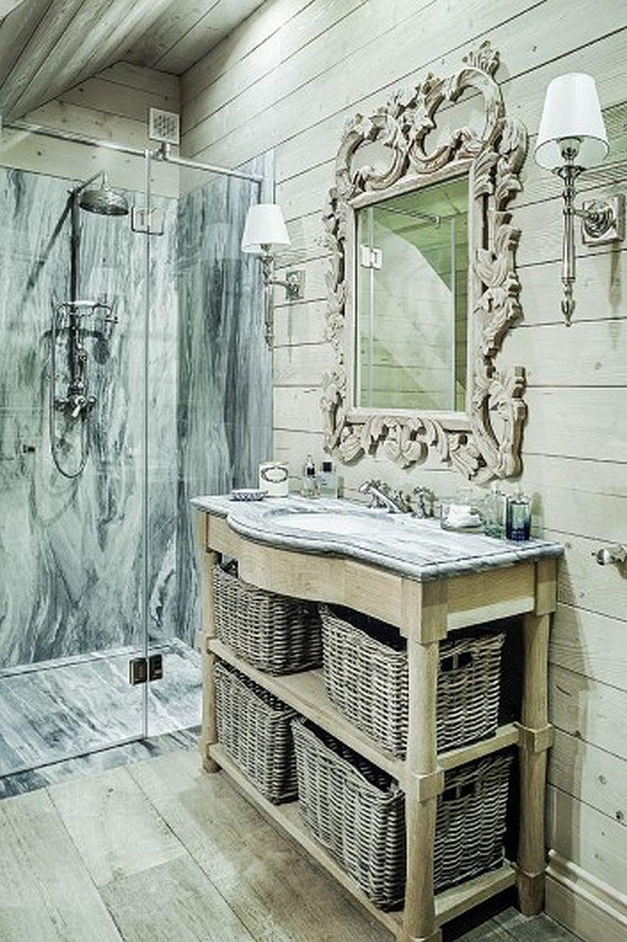 adelaparvu.com despre casa rustica cu interior clasic Polonia, designer Aleksandra Miecznicka, Foto Rafal Lipski (19)