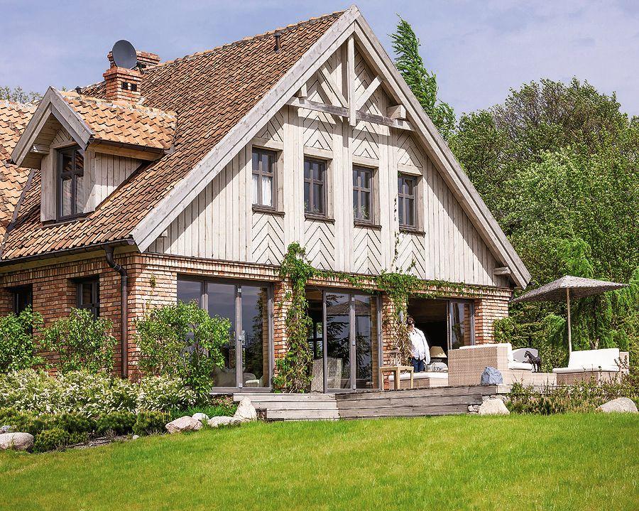 adelaparvu.com despre casa rustica cu interior clasic Polonia, designer Aleksandra Miecznicka, Foto Rafal Lipski (2)