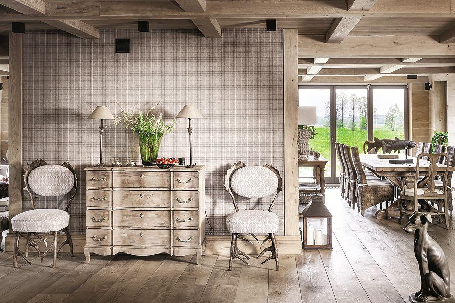 adelaparvu.com despre casa rustica cu interior clasic Polonia, designer Aleksandra Miecznicka, Foto Rafal Lipski (8)