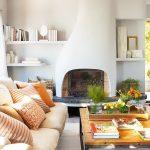 adelaparvu.com despre casa rustica cu obiecte colorate, casa Tom Sharpe, Foto ElMueble (12)
