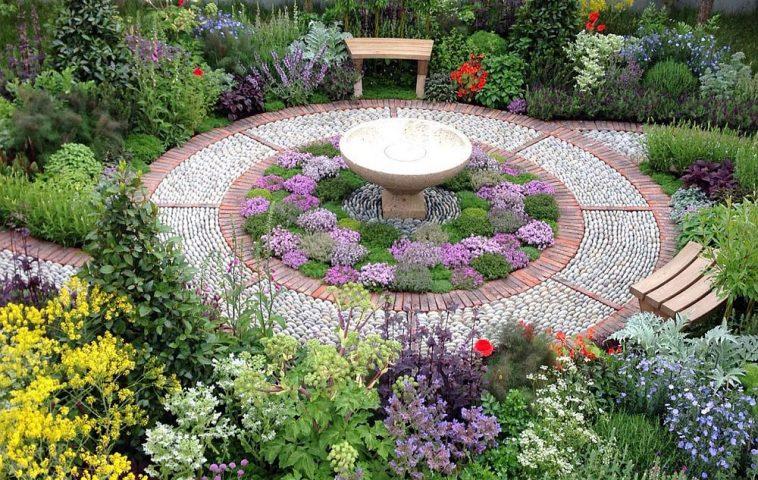 adelaparvu.com despre gradina cu plante medicinale, designer Jekka McVicar, A Modern Apothecary Garden, RHS Chelsea Flower Show 2016 (8)
