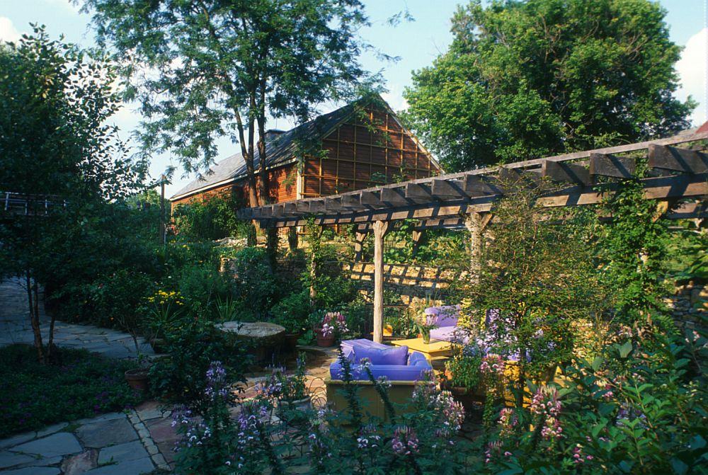 adelaparvu.com despre gradina rustica, Orchard Farm, design Clinton and Associates Landscape Architects, Foto Roger Foley (11)