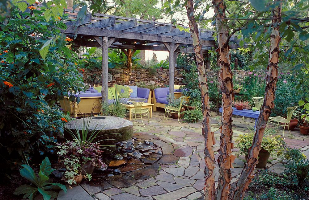 adelaparvu.com despre gradina rustica, Orchard Farm, design Clinton and Associates Landscape Architects, Foto Roger Foley (7)