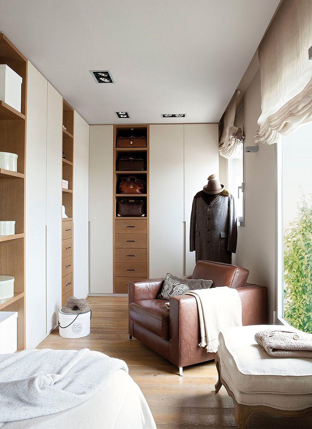 adelaparvu.com despre locuinta la mansarda amenajat contemporan, designer Adela Cabre, Foto ElMueble (7)