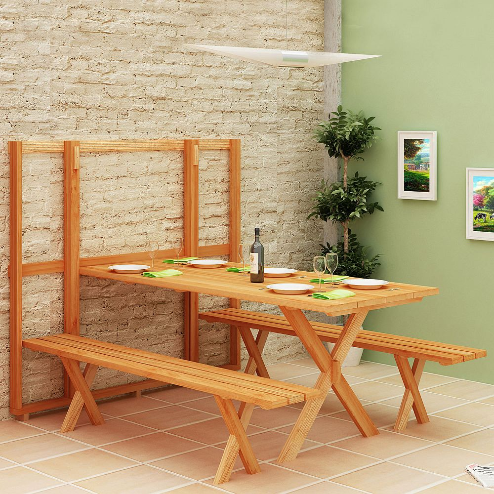 adelaparvu.com despre mobila de terasa rabatabila, producator FRural Brazilia (2)