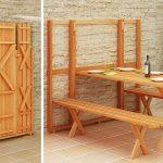 adelaparvu.com despre mobila de terasa rabatabila, producator FRural Brazilia (5)