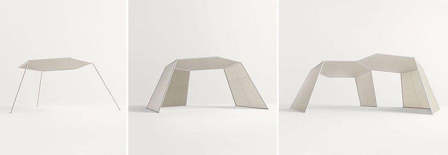 adelaparvu.com despre sistem de umbrire, Pavilion, designer Renato J. Morganti, producator Paola Lenti (1)